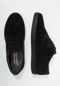 Frank Wright - CHIEFS - Casual lace-ups - black - 1
