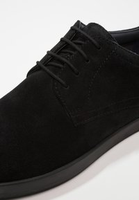 Frank Wright - CHIEFS - Casual lace-ups - black - 5