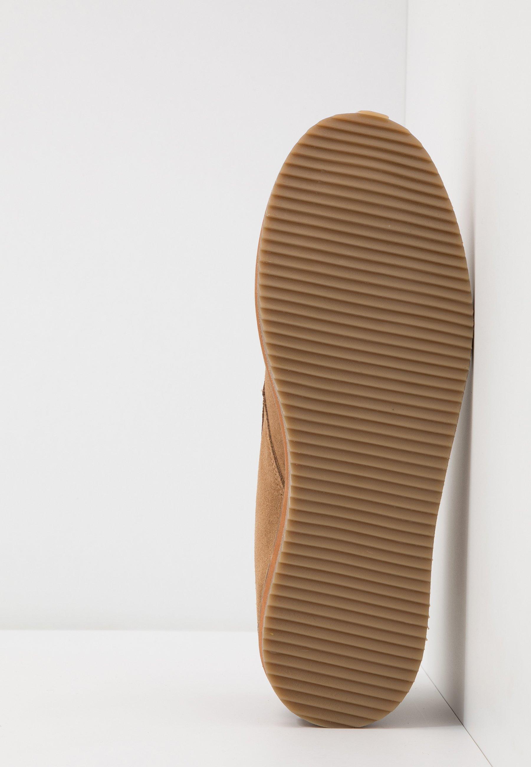 Frank Wright BAXTER III - Sznurowane obuwie sportowe - tobacco