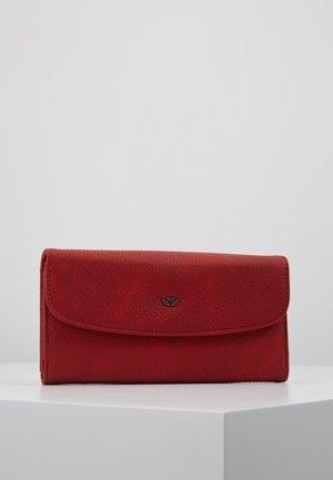 HEIDE - Peněženka - red