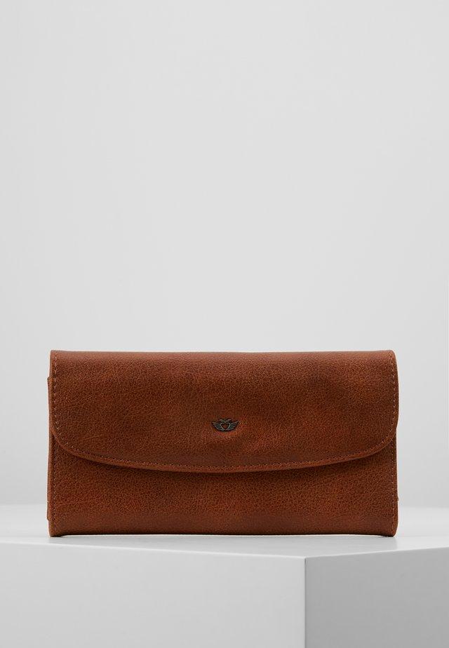 HEIDE - Plånbok - brown