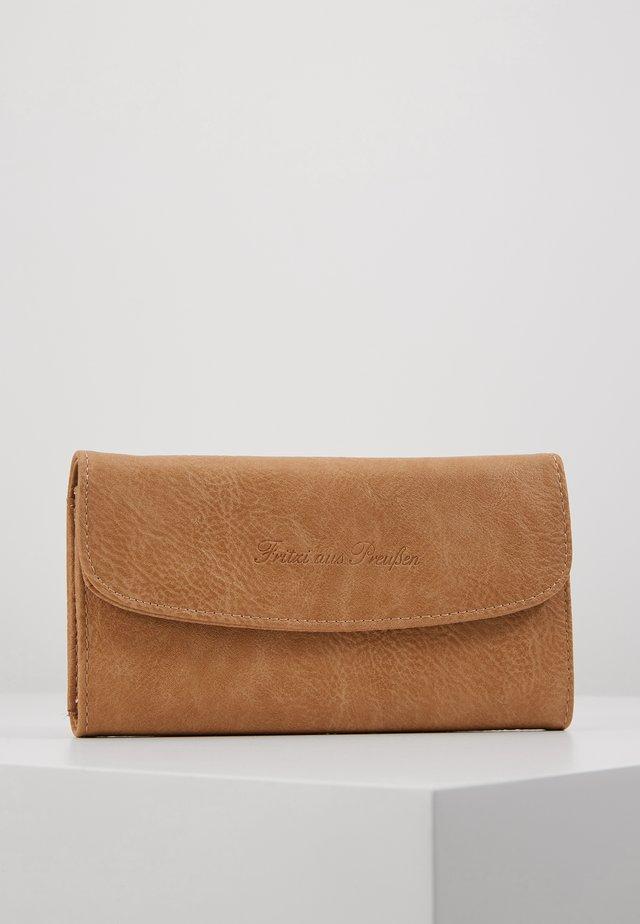 HEIDE - Plånbok - hazel