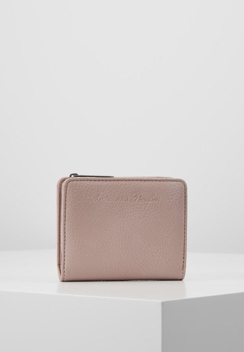 Fritzi aus Preußen - AURELIE SADDLE - Wallet - bright blush
