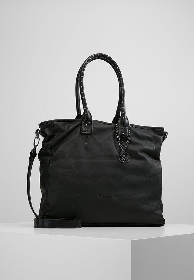 GRACE GLAZE - Shoppingväska - black
