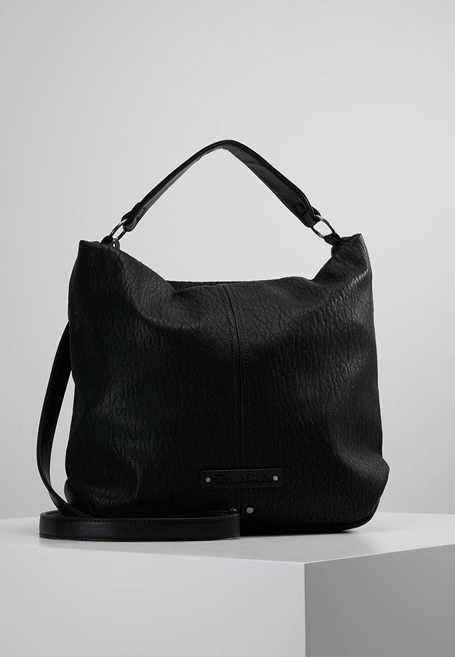 JACKSON SHRUNK - Shopping Bag - black