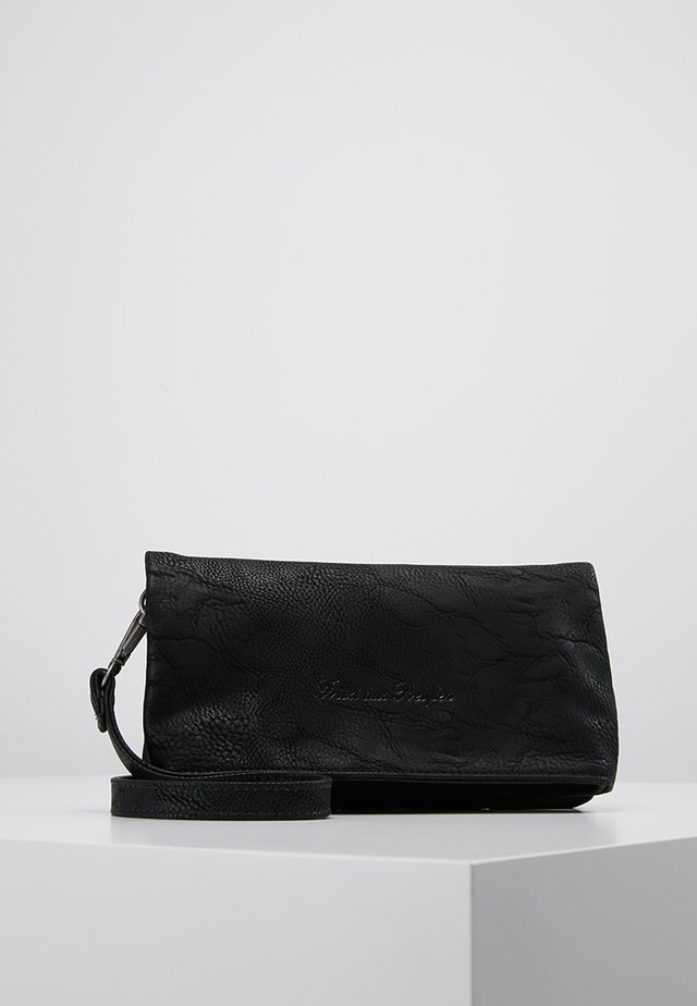 RONJA SMALL - Across body bag - saddle black
