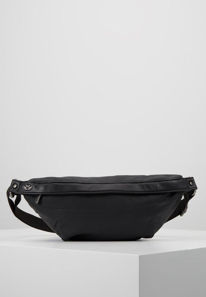 Fritzi aus Preußen - HEDI COATED - Bum bag - black