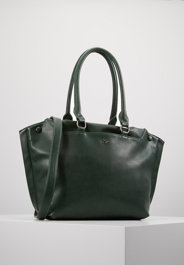 JIL PHILO - Tote bag - dark green