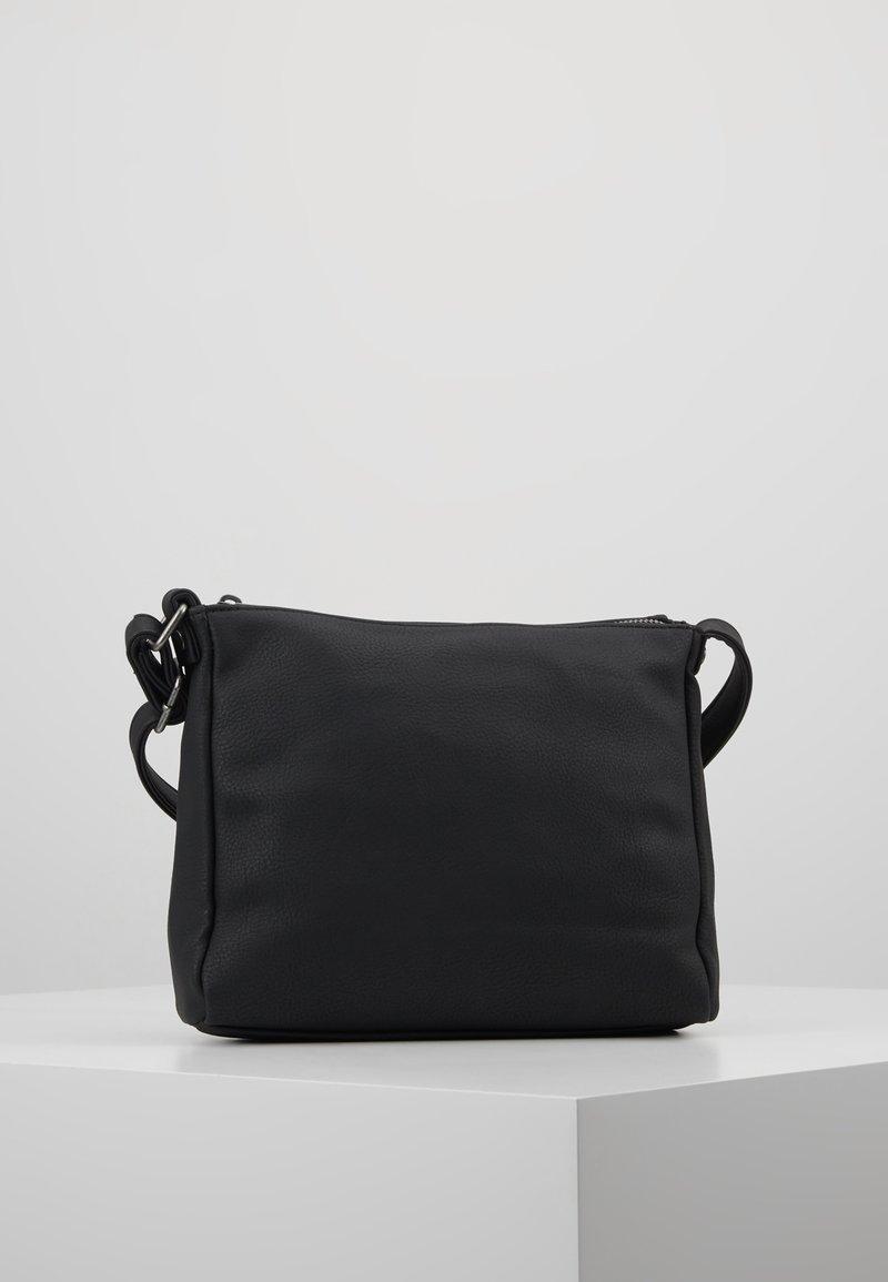 Fritzi aus Preußen - LISL SOFTNU - Across body bag - black