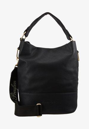 OLGA BIG CARIBO - Handbag - black