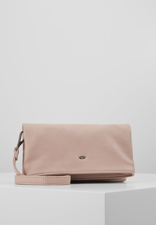 RONJA SMAL - Across body bag - light rose
