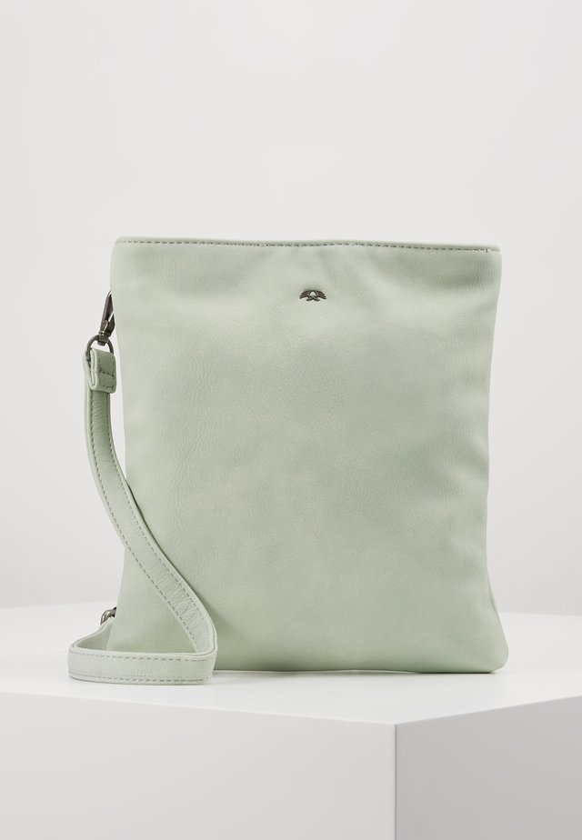 RONJA SMAL - Across body bag - soft mint