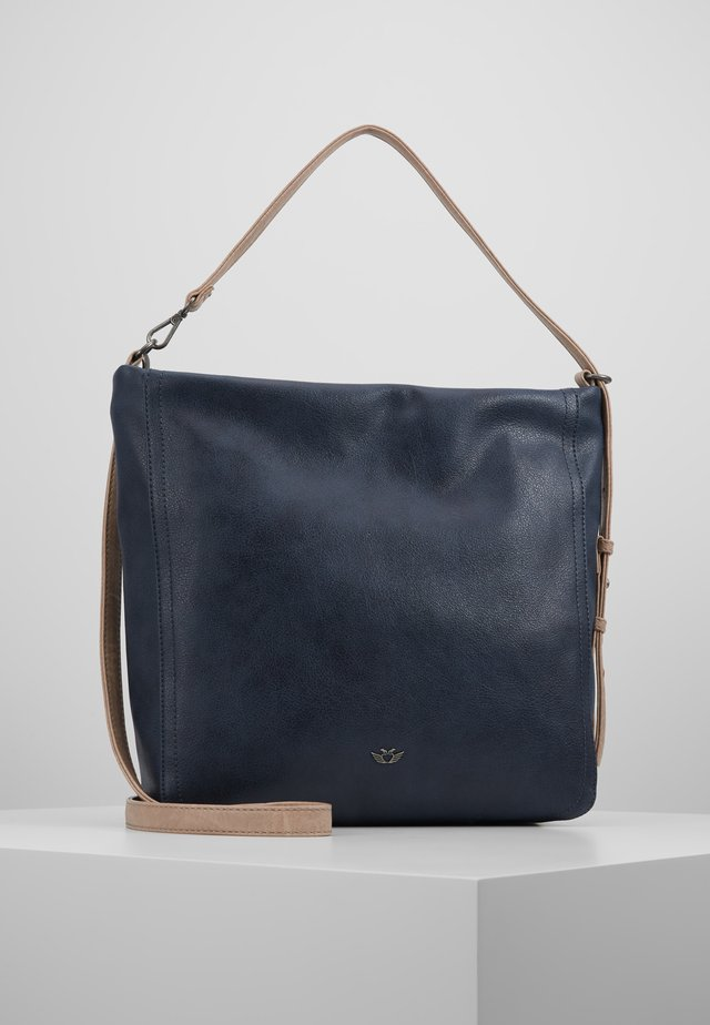 IRKA - Handbag - navy