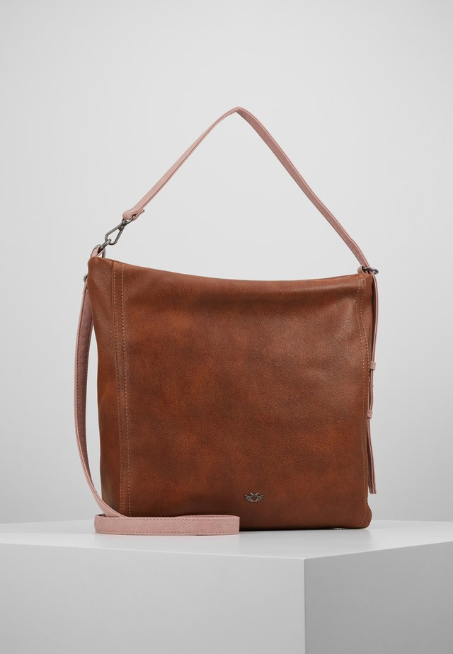IRKA - Handbag - brown