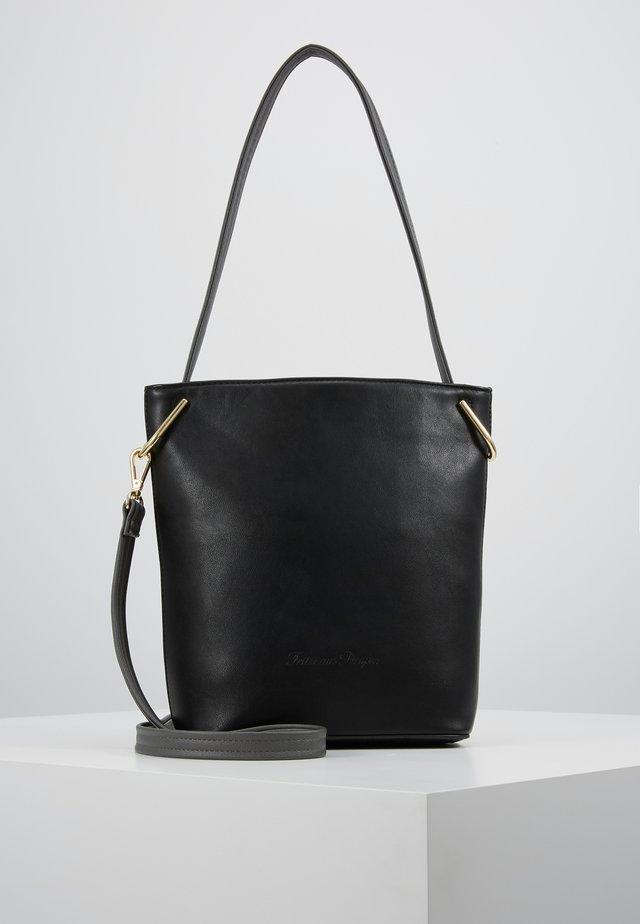 EDISA - Handväska - black