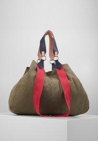 Fritzi aus Preußen - IZZY - Tote bag - olive - 2
