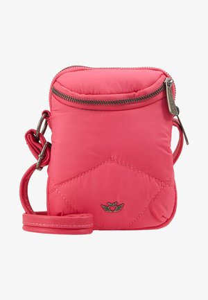 DARCI - Across body bag - fuchsia