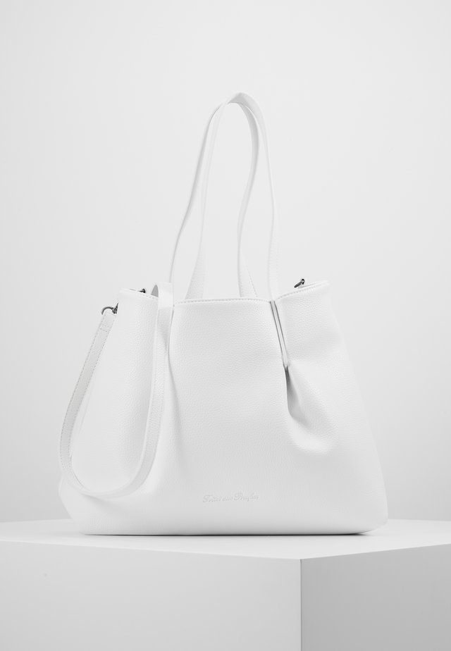 GIA - Shopping Bag - white