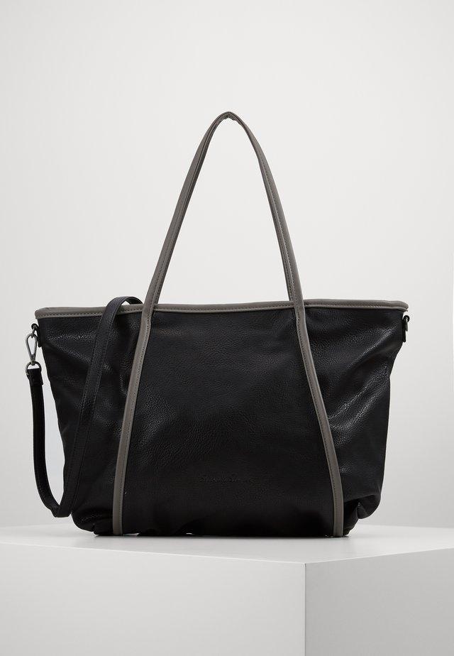 FAE - Shoppingväska - black