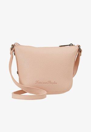 ALLY - Sac bandoulière - blush rose