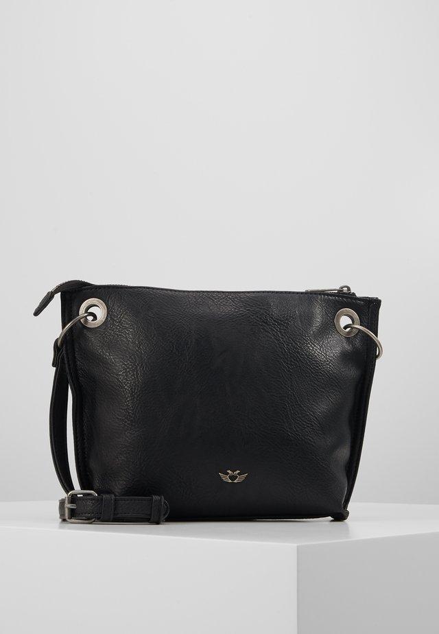 BRODY - Across body bag - black
