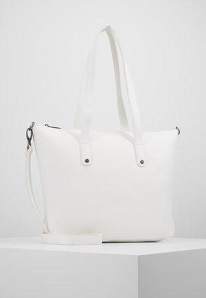ALUISA - Velká kabelka - white