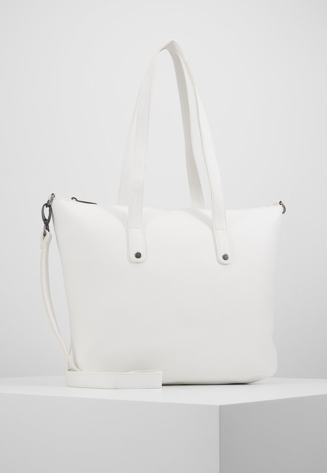 ALUISA - Shopping bag - white