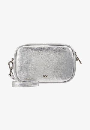 CANDY SQUA - Bum bag - silver