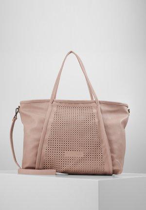 FAE PERF - Shopping bag - old rose