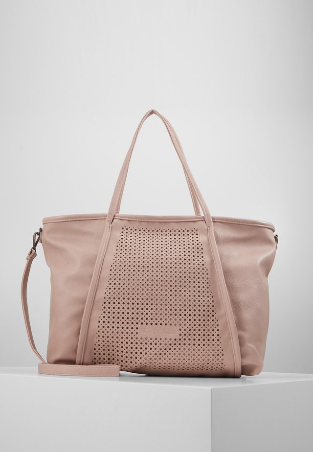 FAE PERF - Shopping Bag - old rose