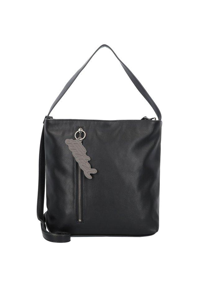 JAIDA SCHULTERTASCHE 35 CM - Handtasche - black