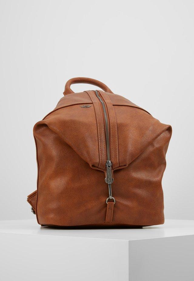 MARIT RELO - Tagesrucksack - brown