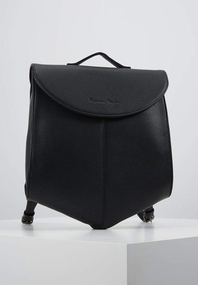 BERNA - Tagesrucksack - black