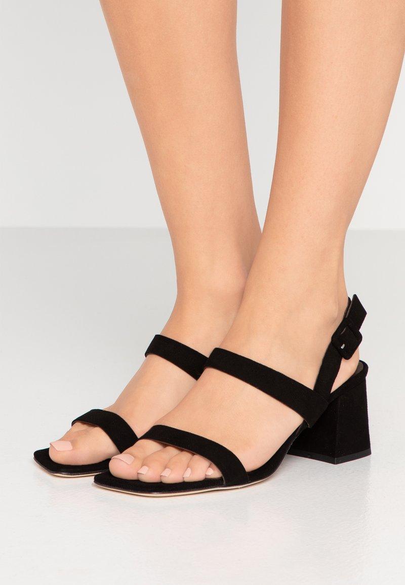 Filippa K - ANNA - Sandals - black