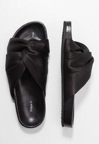 Filippa K - BREA  - Pantofle - black - 3