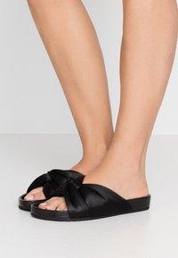 Filippa K - BREA  - Pantofle - black - 0