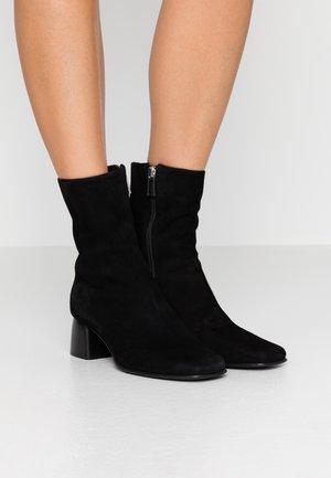 EILEEN BOOT - Bottines - black