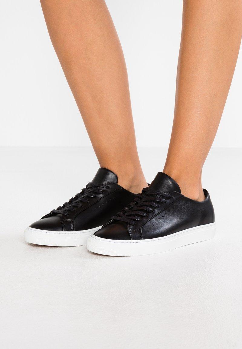 Filippa K - KATE  - Sneakers - black/white