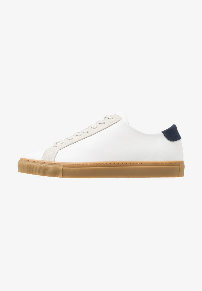Filippa K - MORGAN MIX - Sneakersy niskie - white/light grey