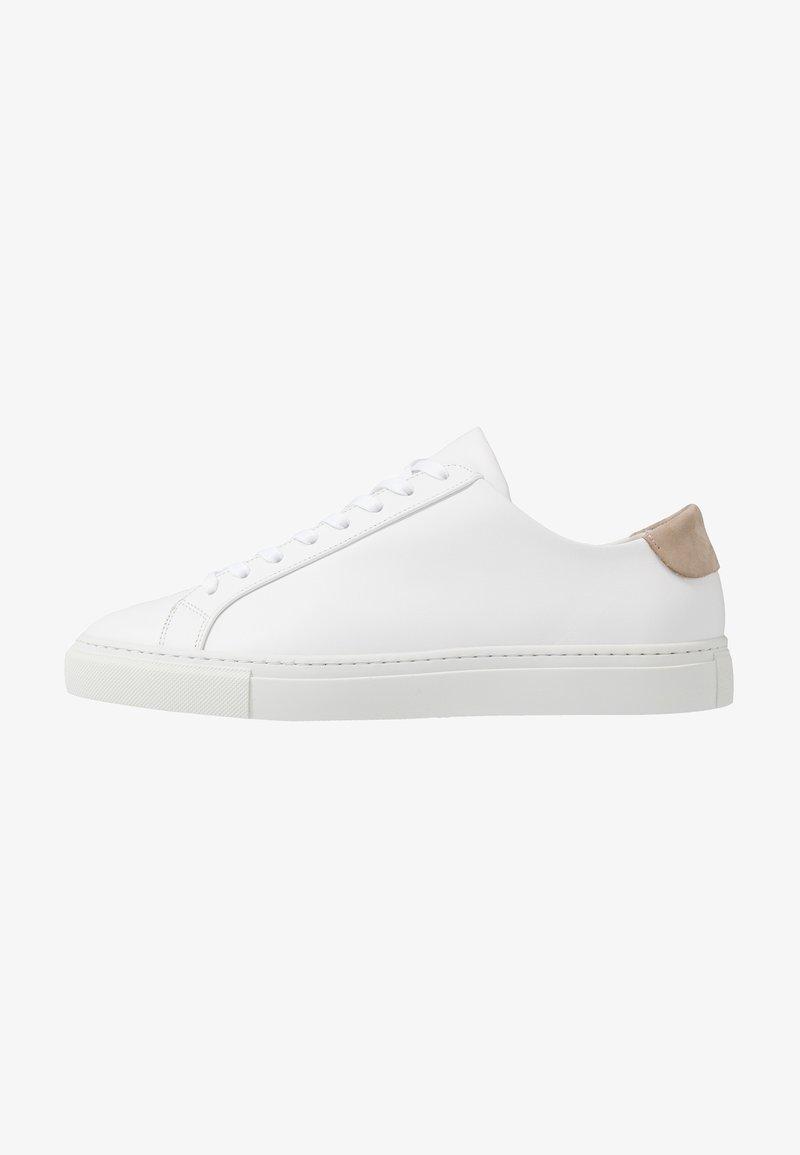 Filippa K - MORGAN - Baskets basses - white