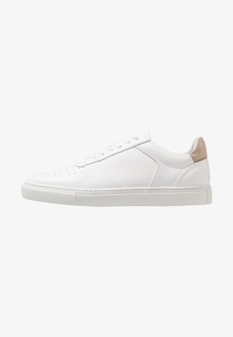 Filippa K - ROBERT MIX - Baskets basses - white