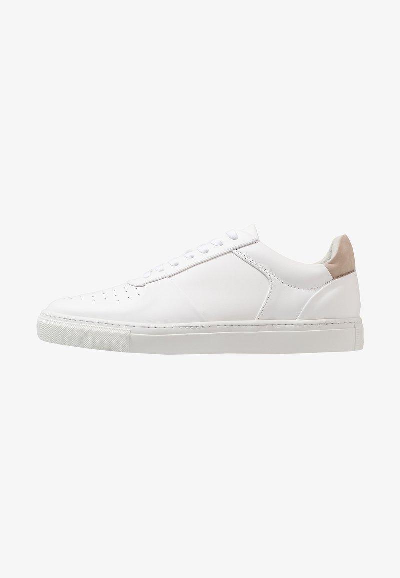 Filippa K - ROBERT MIX - Sneakersy niskie - white