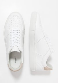 Filippa K - ROBERT MIX - Baskets basses - white - 1