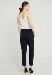 Filippa K - FIONA PEG - Trousers - navy - 2