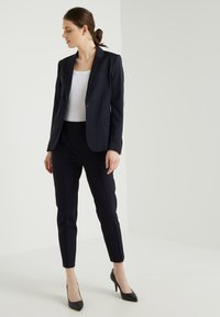 Filippa K - FIONA PEG - Trousers - navy - 1