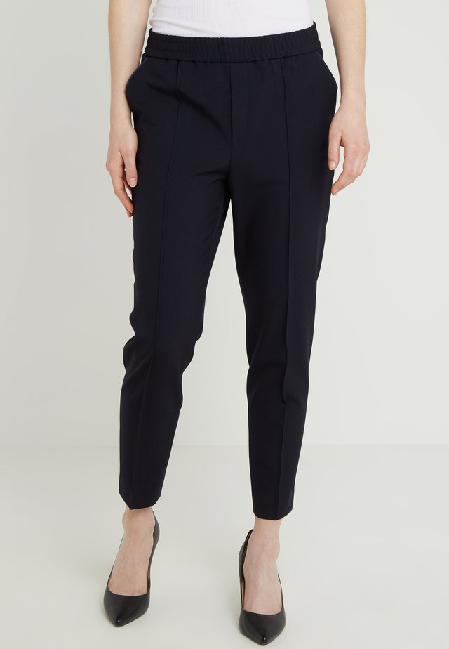 FIONA PEG - Trousers - navy