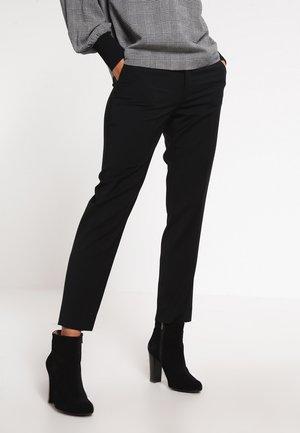 LUISA - Trousers - black