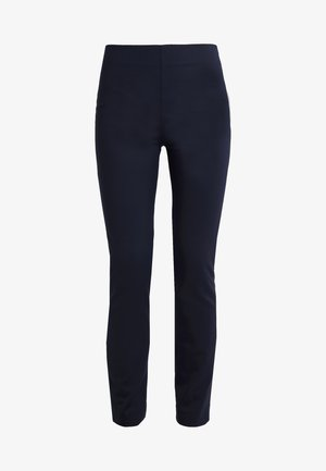 MILA PANTS - Trousers - navy