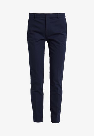 SOPHIA STRETCH TROUSERS - Bukse - navy