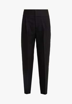 KYLIE TROUSERS - Broek - black